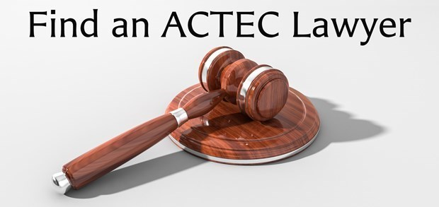 Find an ACTEC Lawyer