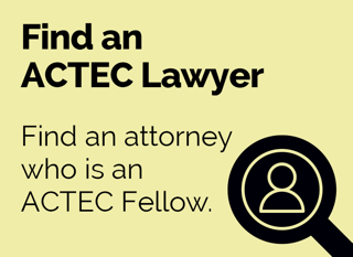 ACTEC | The American College of Trust and Estate Counsel