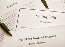 Legal-estate-planning-documents