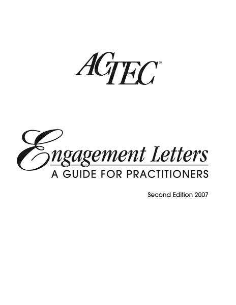 ACTECEngagementLetters-2ndEd